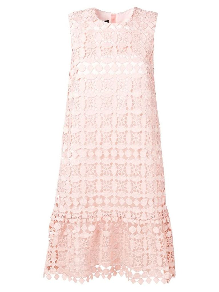 Sly010 lace dress - Pink