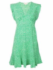 Michael Michael Kors butterfly print dress - Green