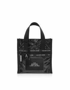 Marc Jacobs Designer Handbags, The Ripstop Black Nylon Mini Tote