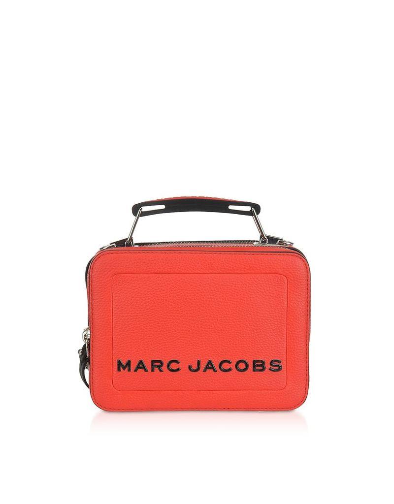 Marc Jacobs Designer Handbags, The Box 20 Satchel Bag