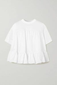 A.W.A.K.E. MODE - Scully Wool-blend Blazer - Beige