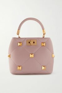 3.1 Phillip Lim - Asymmetric Tiered Seersucker Skirt - Light blue