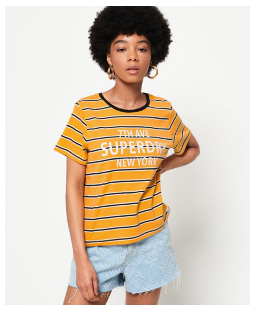 Superdry Rae Stripe T-Shirt