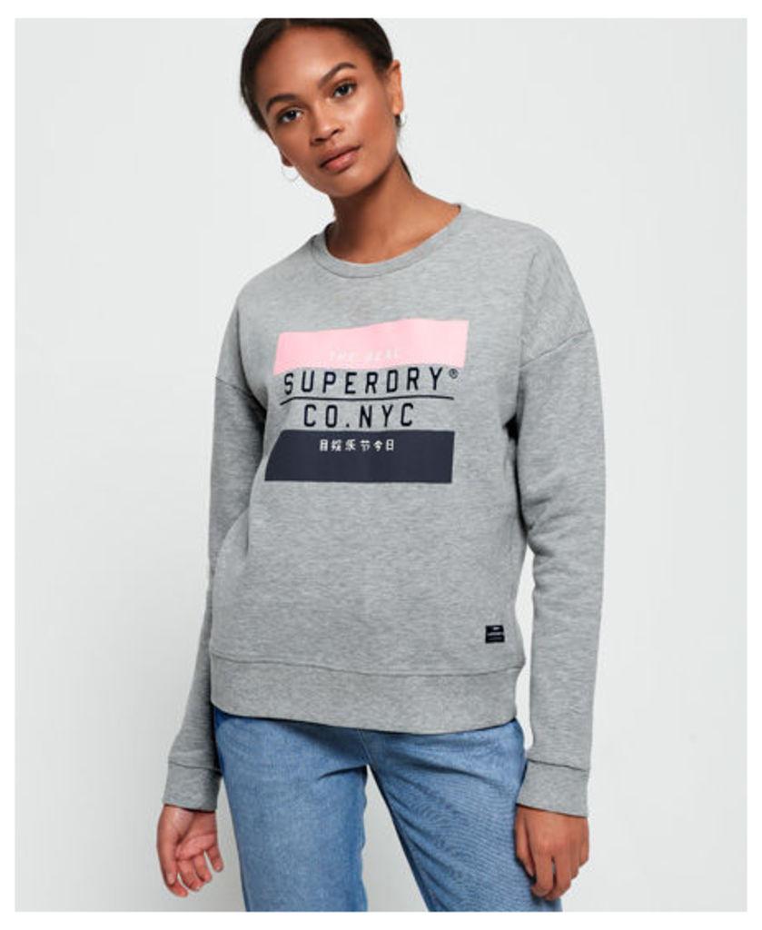 Superdry Yasmine Crew Sweatshirt