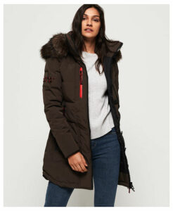 Superdry Premium Down Classic Rescue Parka Jacket