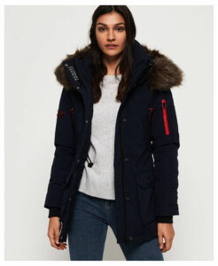 Superdry Premium Down Alps Coat