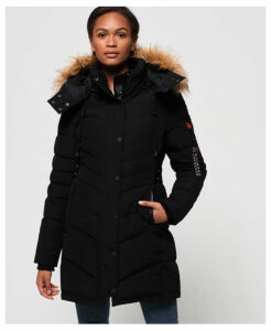 Superdry Premium Graduating Down Parka Coat