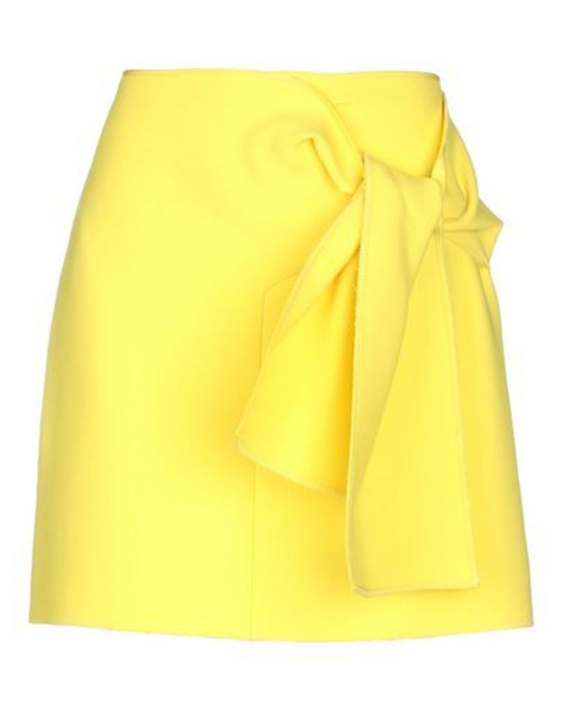 VICTORIA, VICTORIA BECKHAM SKIRTS Knee length skirts Women on YOOX.COM