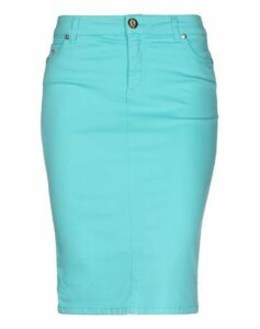 MARANI JEANS SKIRTS Knee length skirts Women on YOOX.COM