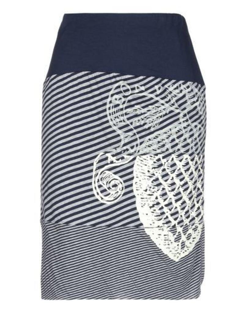 PIANURASTUDIO SKIRTS Knee length skirts Women on YOOX.COM