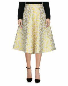 LES COPAINS SKIRTS 3/4 length skirts Women on YOOX.COM