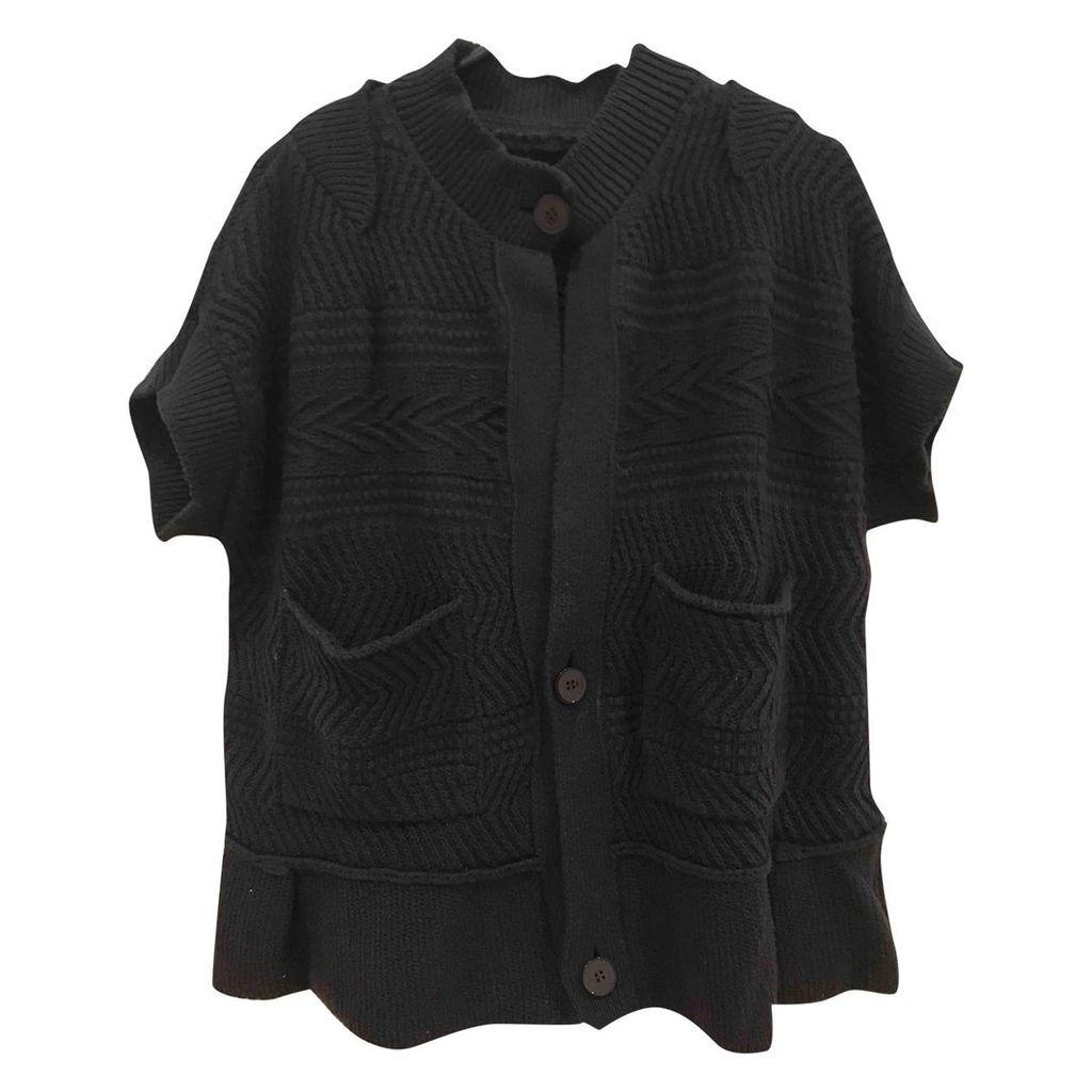 Navy Cotton Knitwear