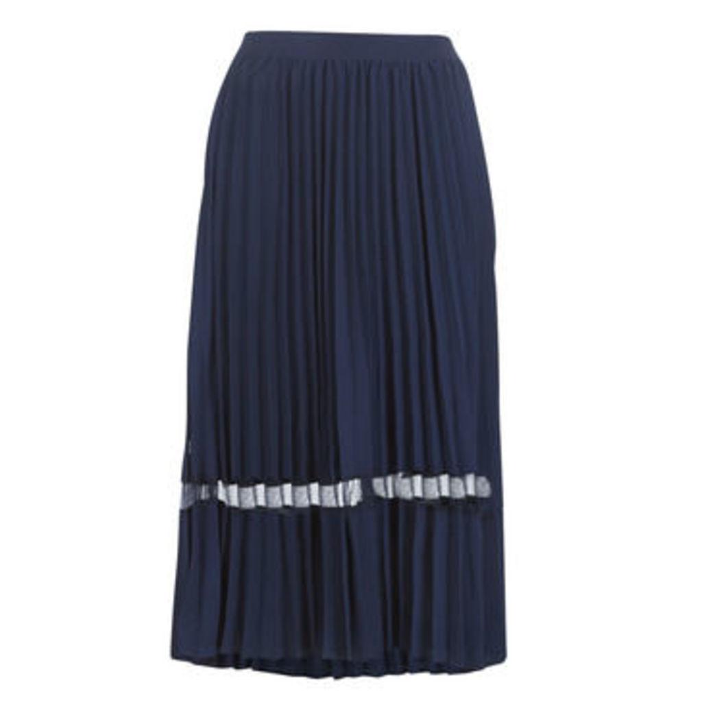 Molly Bracken  MOLLIOTEBBE  women's Skirt in Blue