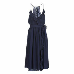 Roxy  ROOFTOP SUNRISE  women's Long Dress in Blue