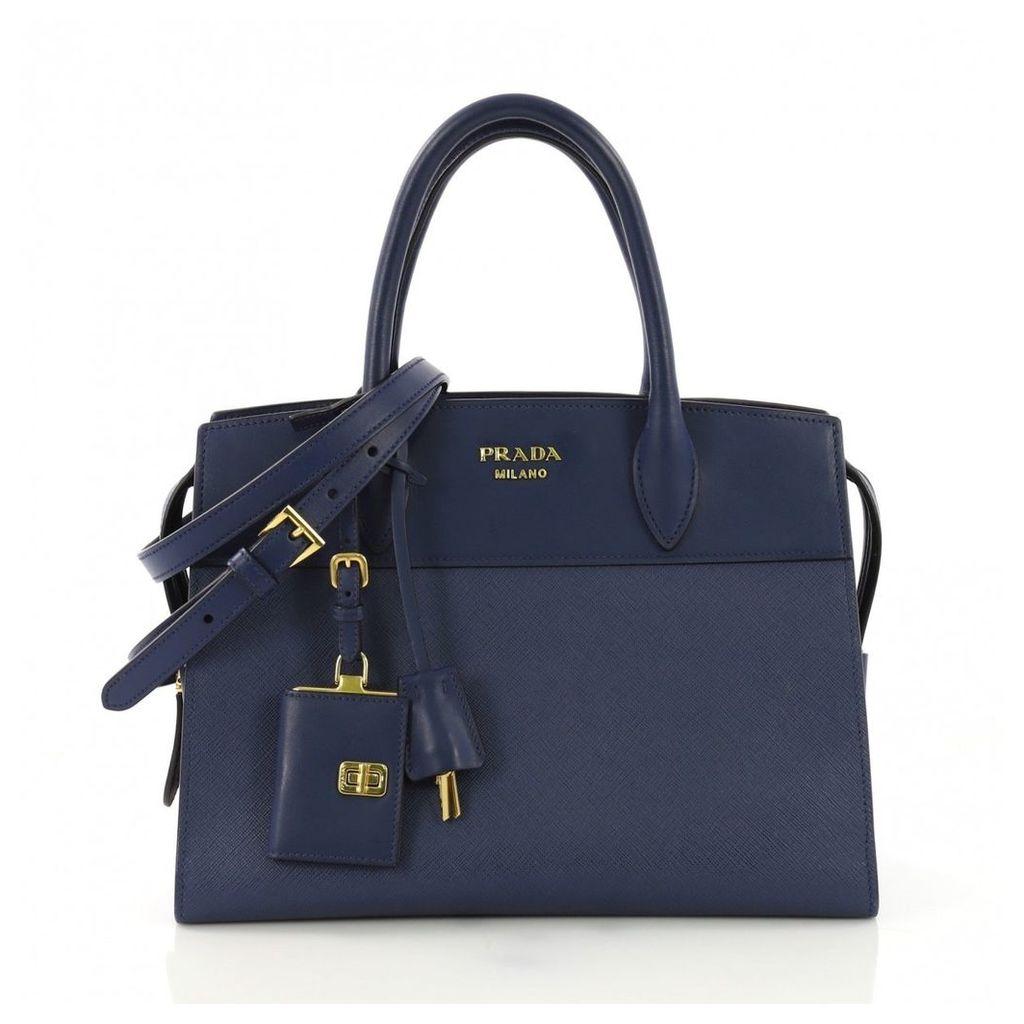 Esplanade leather handbag