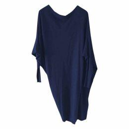 Cashmere mid-length dress
