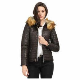 Oakwood  Sheep leather down jacket  women's Jacket in Brown