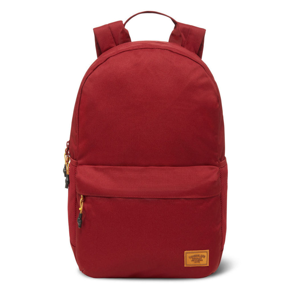Timberland Crofton Backpack In Red Red Women, Size ONE