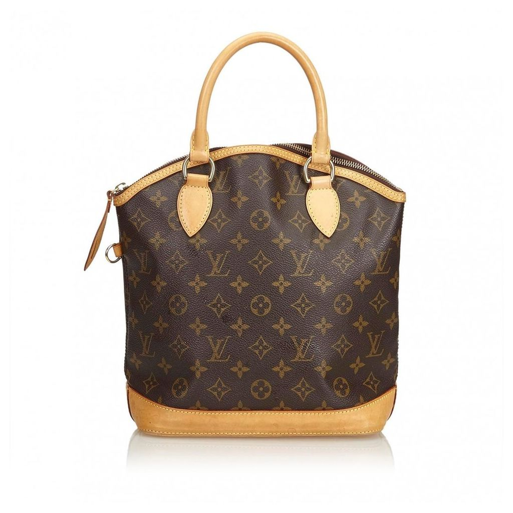 Lockit cloth handbag