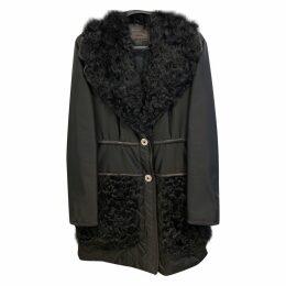 Astrakhan coat