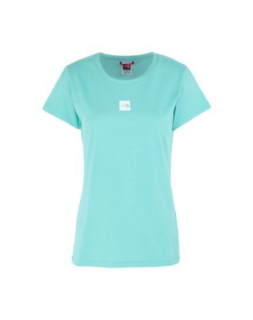 THE NORTH FACE TOPWEAR T-shirts Women on YOOX.COM