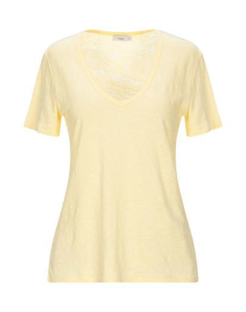 CLOSED TOPWEAR T-shirts Women on YOOX.COM