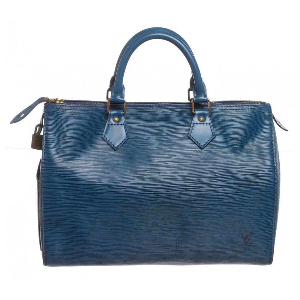 Speedy leather satchel