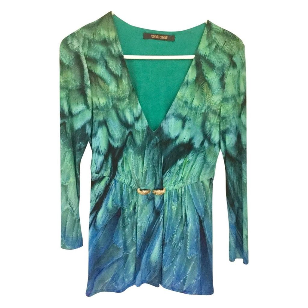 Multicolour Viscose Top