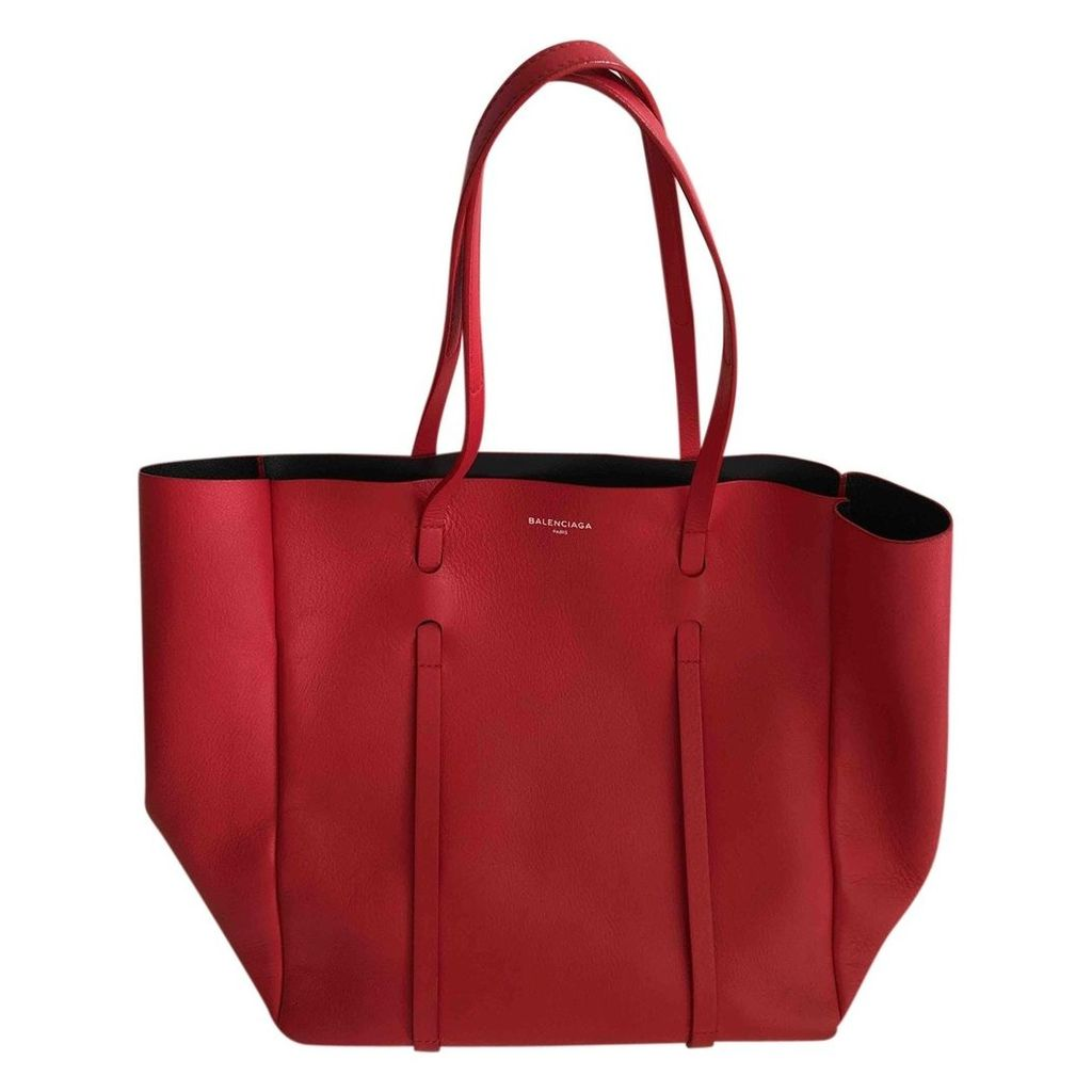 Eveyday Cabas leather tote
