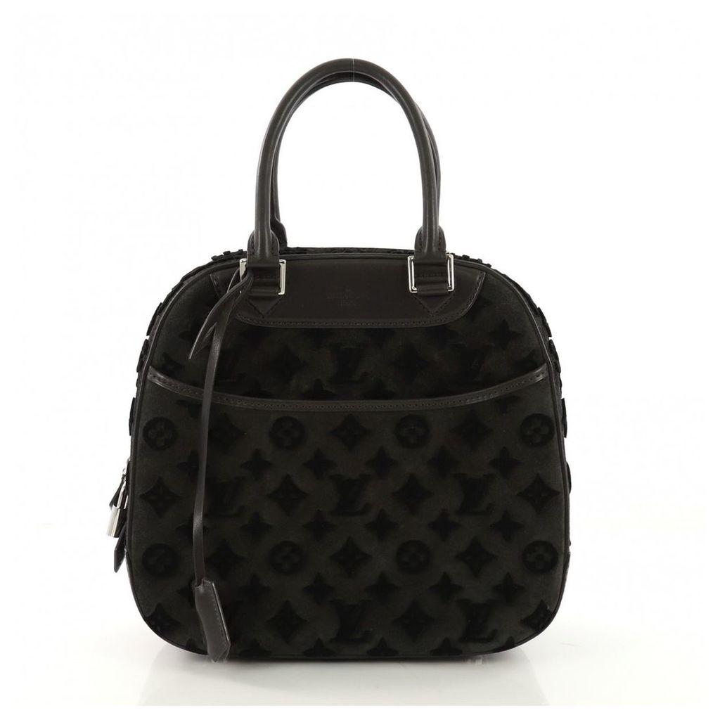 Deauville cloth handbag