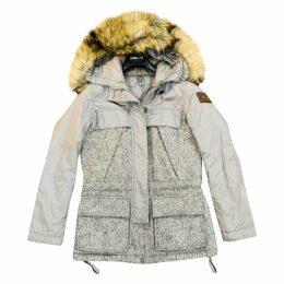 Grey Cotton Coat