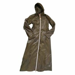 Khaki Synthetic Coat