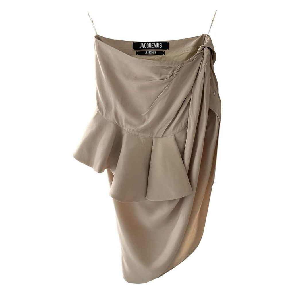 La Bomba mid-length skirt