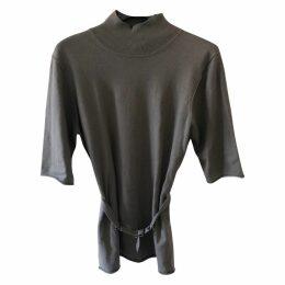 Silk jumper