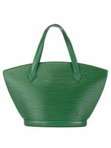 Louis Vuitton Pre-Owned Saint Jacques Epi bag - Green
