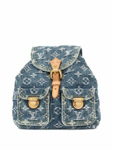 Louis Vuitton Pre-Owned a Dos Monogram backpack - Blue