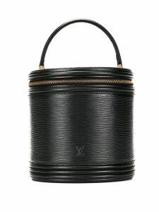 Louis Vuitton Pre-Owned Cannes Epi bucket bag - Black