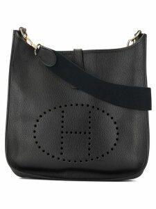 Hermès Pre-Owned Evelyne shoulder bag - Black