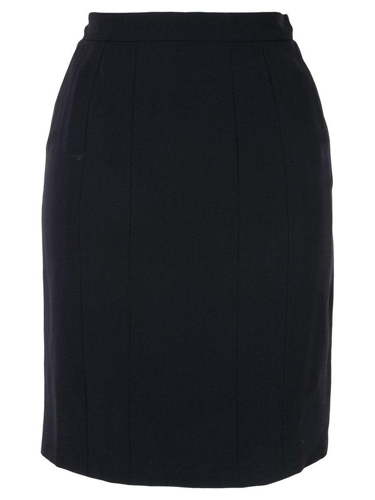 Chanel Vintage pencil skirt - Blue