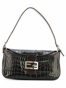 Fendi Pre-Owned 'Baguette' shoulder bag - Brown
