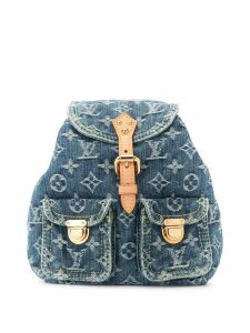 Louis Vuitton Pre-Owned Sac A Dos PM Backpack - Blue