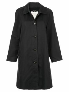 Chanel Pre-Owned short coat - Black