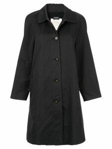Chanel Pre-Owned short coat - Black