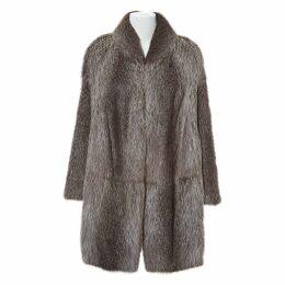Beaver coat