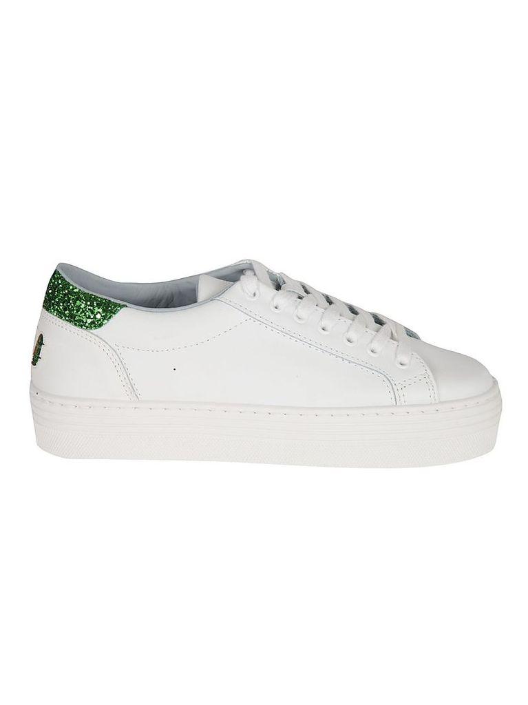 Chiara Ferragni Roger Glitter Sneakers