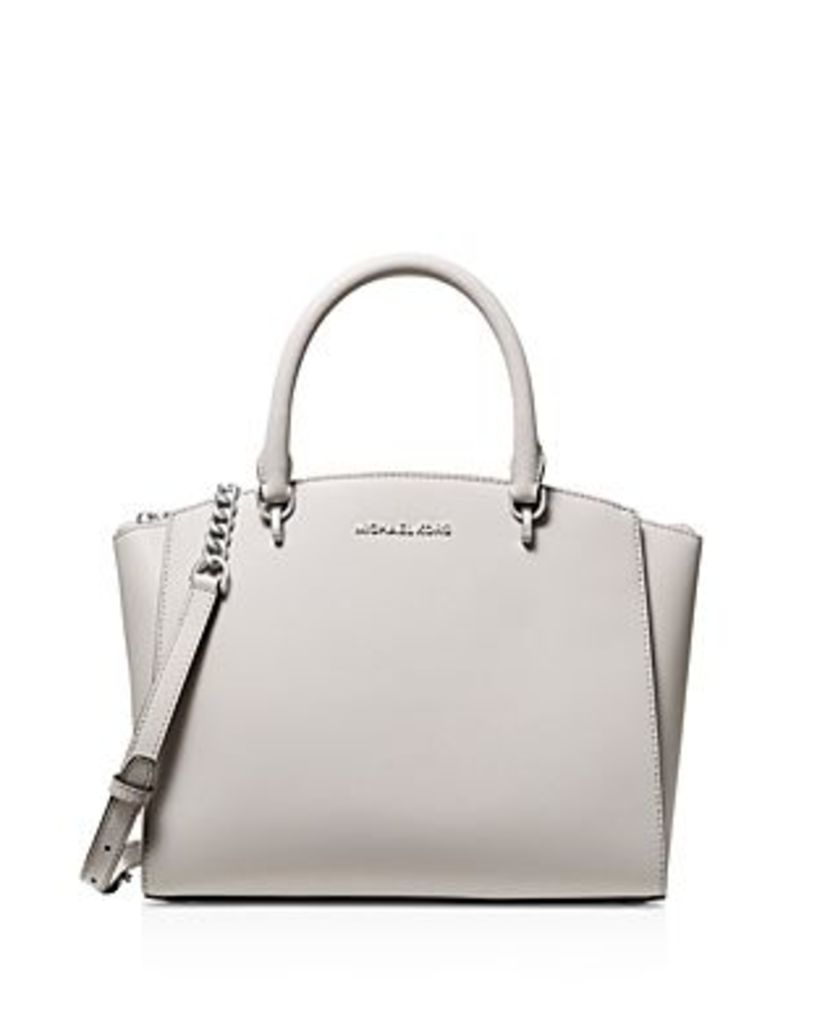 Michael Michael Kors Ellis Large Leather Satchel