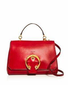 Jimmy Choo Madeline Large Leather Shoulder Bag