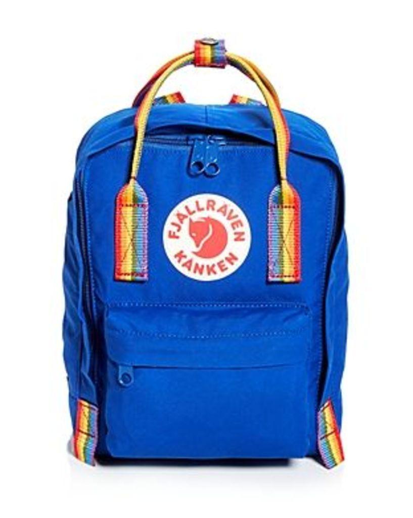 Fjallraven Kanken Mini Rainbow Backpack