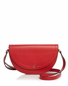 kate spade new york Half Moon Leather Crossbody