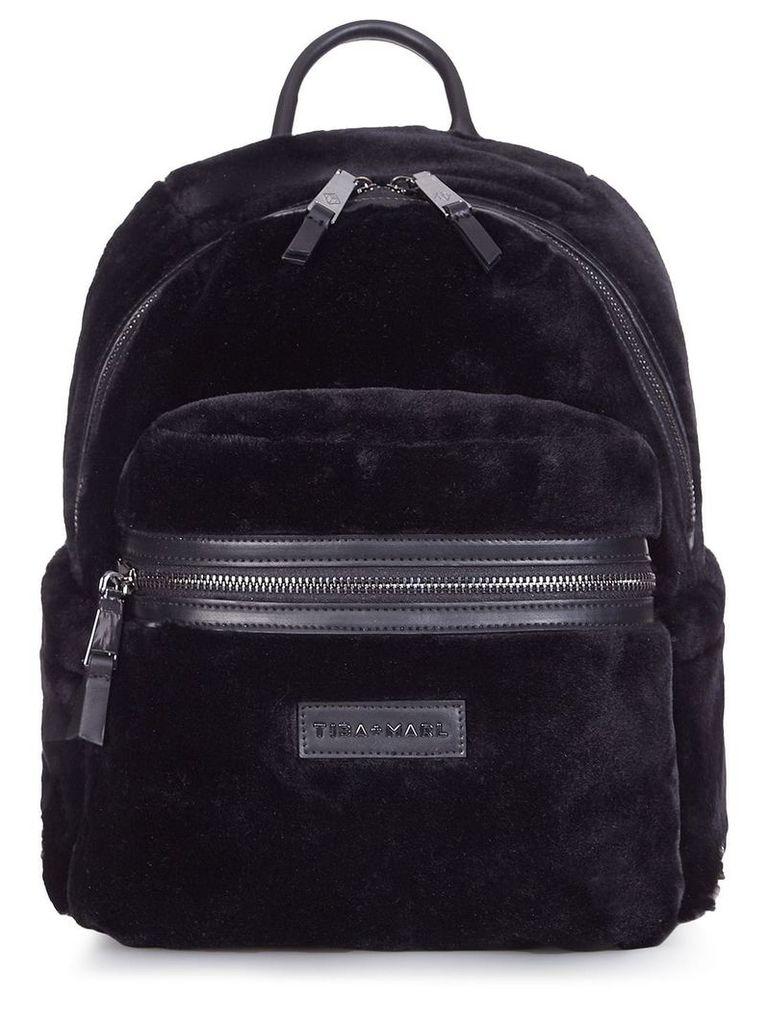 Tiba + Marl Miller changing backpack - Black
